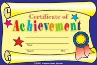 Children's Certificate Template 2