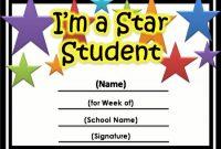 Classroom Certificates Templates 6