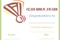 Classroom Certificates Templates 8