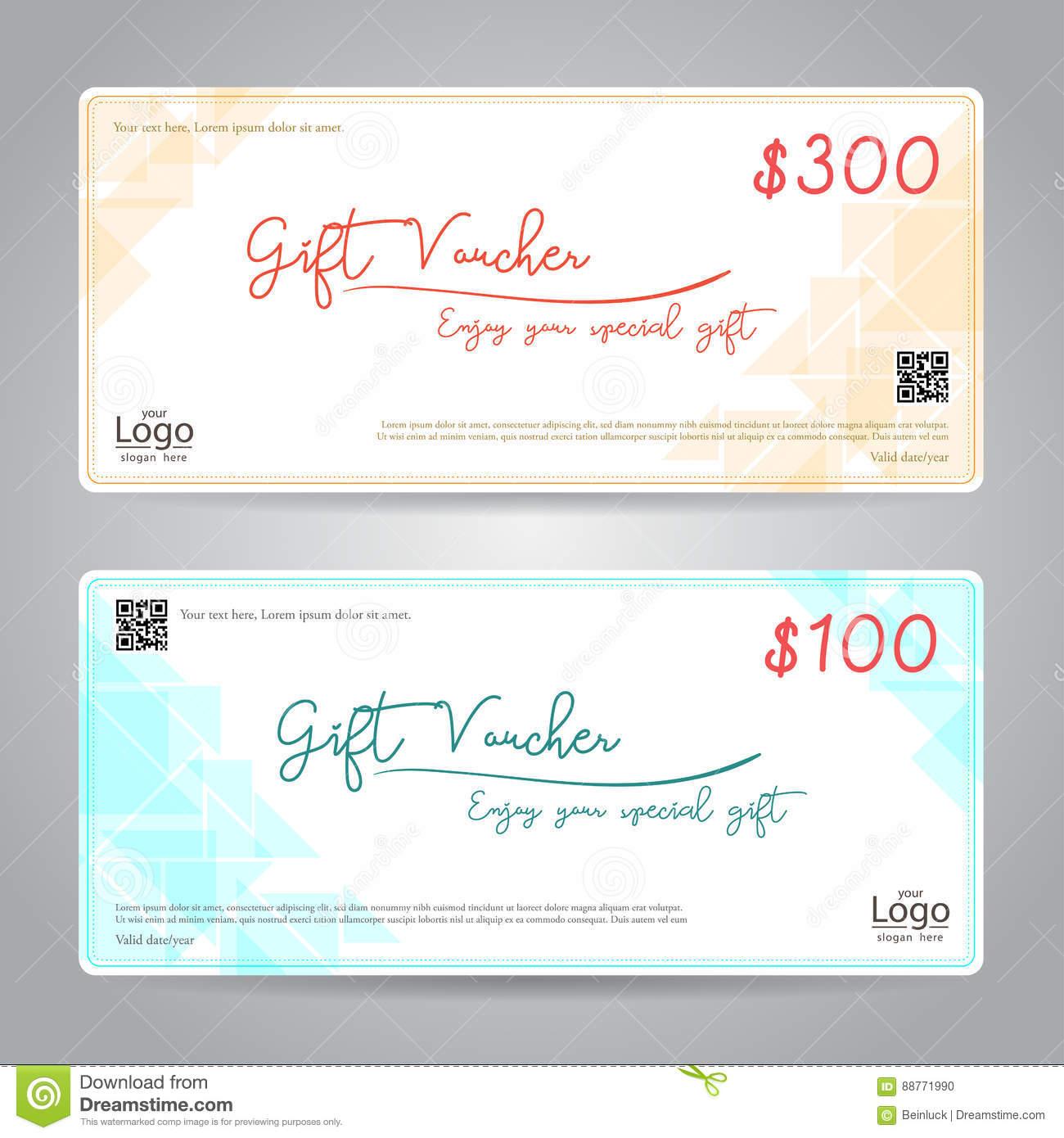 Elegant Gift Certificate Template 12