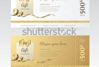 Elegant Gift Certificate Template 9