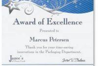 Employee Anniversary Certificate Template 3