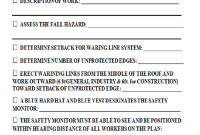 Fall Protection Certification Template 8