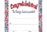 Felicitation Certificate Template 11