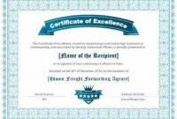 Felicitation Certificate Template 3