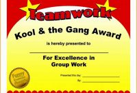 Free Funny Certificate Templates for Word 6