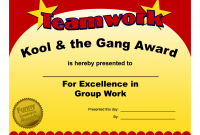 Funny Certificates for Employees Templates 5