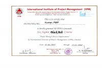 Green Belt Certificate Template 7