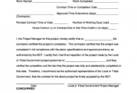 Roof Certification Template 6