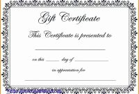 This Certificate Entitles the Bearer to Template 9