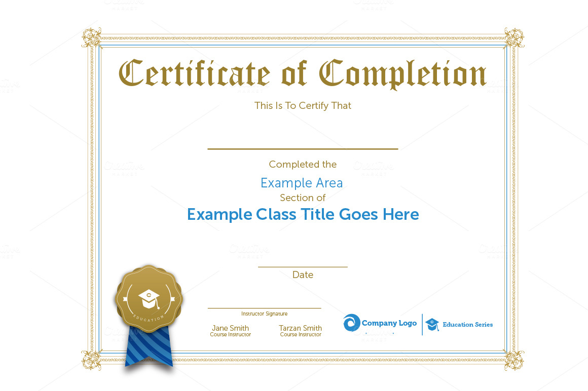 Certificate Of License Template 10