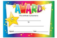 Certificate Templates for School 4