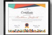 Certificate Templates for School 7