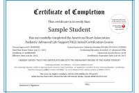 Ceu Certificate Template 10