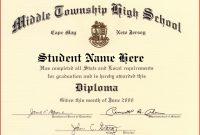 College Graduation Certificate Template 8