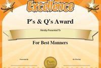 Fun Certificate Templates 11