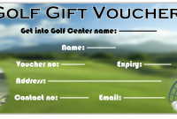 Golf Certificate Template Free 8