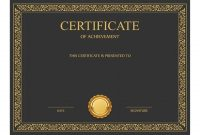 High Resolution Certificate Template 8