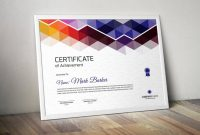Indesign Certificate Template 7