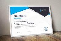 Landscape Certificate Templates 5