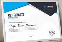 Landscape Certificate Templates 7