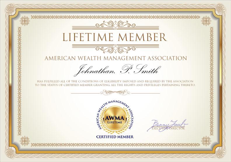 Life Membership Certificate Templates 11