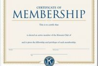 Llc Membership Certificate Template Word 5