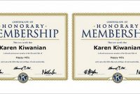 Llc Membership Certificate Template Word 8