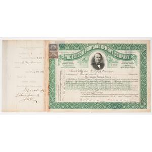 Mock Certificate Template 10