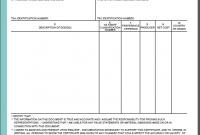 Nafta Certificate Template 2