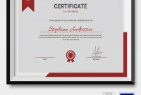 Professional Certificate Templates for Word 2