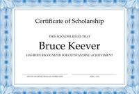 Sample Award Certificates Templates 4
