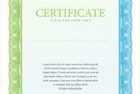 Share Certificate Template Pdf 10