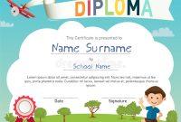 Summer Camp Certificate Template 10