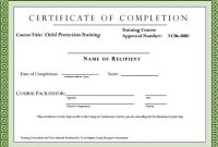 Workshop Certificate Template 4
