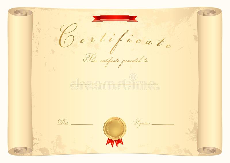 Scroll Certificate 28626845