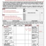 Acord Insurance Certificate Template