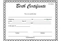Birth-Certificate-template
