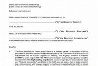 Certificate Of Compliance Template 3