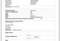 Certificate Of Destruction Template 6