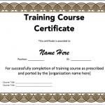 Certificate Of Insurance Template