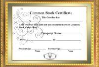 Certificate Of Insurance Template 7