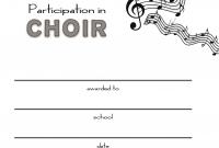 Choir Award2