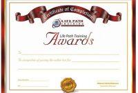 Design A Certificate Template 11