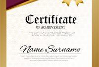 Design A Certificate Template 5