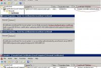 Domain Controller Certificate Template 4