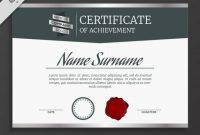 Elegant Certificate Templates Free 8
