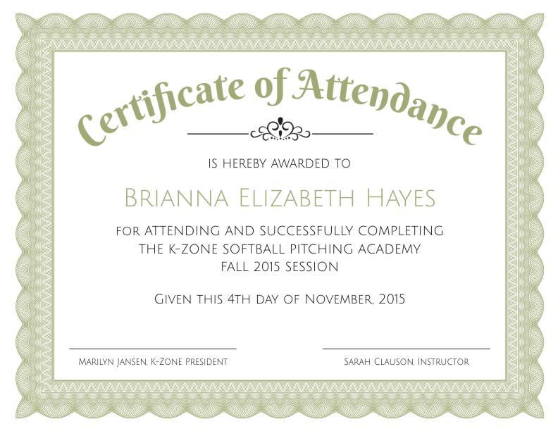 Formal Certificate Of Appreciation Template 4