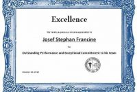 Free Funny Award Certificate Templates for Word 10