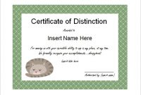 Free Funny Award Certificate Templates for Word 9